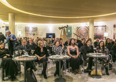 Celebrations for the 25 years of Eng. D. Trisciuoglio with the Teatro San Carlo - Naples - 2018
