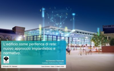 SMART BUILDING & SMART GRID in Milan